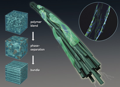 Biomaterials as cell scaffold